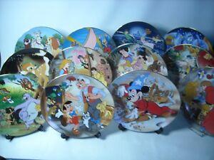 Choose ONE OR MORE Plates CARTOON CLASSICS Kenleys Ltd - Disney Plate