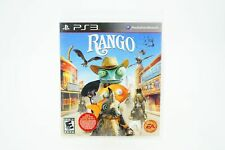 Rango The Video Game: Playstation 3 [Brand New] PS3