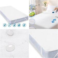Matratzenschoner Matratzenschutz Matratzenauflage Wasserdicht Baumwolle Auflage