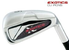 Tour Edge Exotics CU  # 6 Iron w/ True Temper Dynalite 90 S Flex Shaft