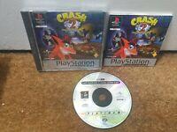 Crash Bandicoot 2, Cortex Strikes Back Playstation 1 PS1 (Platinum)