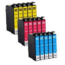 15x DRUCKER PATRONEN für EPSON Stylus S22 SX125 SX130 SX230 SX235W SX430 SX445