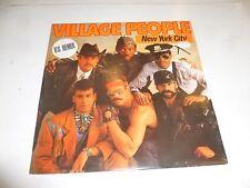 VILLAGE PEOPLE - New York City - 1985 UK 2-track Vinyl Single