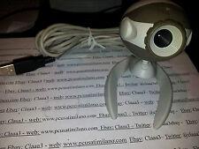 Webcam DC-2110  per pc e notebook oK x MSN Live Messenger  Skype web cam