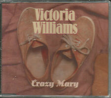 VICTORIA WILLIAMS Crazy Mary w/ RARE EDIT PICTURE DISC GERMAN CD Single SEALED