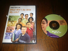 Young People Ask - What Will I Do Wilth My Life? (DVD, 2004) EUC, Free Ship!
