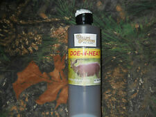 DOE-N-HEAT - 18oz. Bottle of Whitetail Doe estrus Urine/ Buck Lure