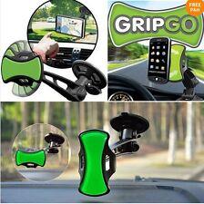GripGo Universal Car Mobile Phone Mount GPS Hands Navigation Holder Seen on TV