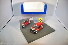 UNIVERSAL HOBBIES RENAULT CLIO CUP 2004 SCHEIER MINT BOXED