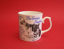 German Shepherd Dog Fine Bone China Mug Pet Dad Mum Alsatian Christmas Gift