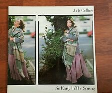 So Early in the Spring Judy Collins 2LP Gatefold Near Mint Vinyls NearMint Cover
