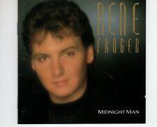 CDRENE FROGERmidnight manHOLLAND 1990 EX+ (R2256)