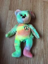 Ty Beanie Babies Peace 1996Tags Retired L@@K Cool