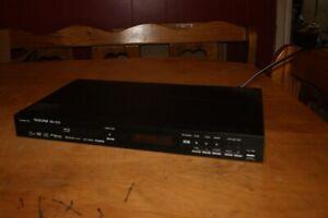 TASCAM BD-01U BD LIVE DTS-HD DOLBY AVCHD HDMI BLU RAY DISC PLAYER