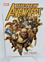 New Avengers Volume 7 The Trust Marvel Comics TPB Trade Paperback Brand New