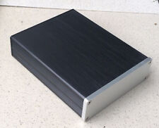 B1304 Full Aluminum Enclosure / mini AMP case/ Preamp box/ PSU chassis