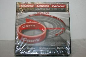 Carrera 85509 Guard Rail 65 7/12ft For Digital 124, 132 And Evolution