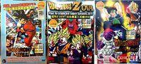 Dragon Ball 3 Movie Set(Return of Goku + Episode Bardock + Eradicate Saiyan) DVD