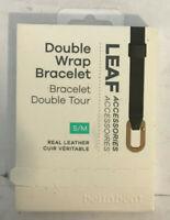 Bellabeat Leaf Nature Band/Bracelet, Small/Medium -BLACK