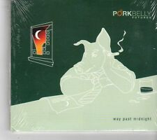 (FH105) Pork Belly Futures, Way Past Midnight - 2005 sealed CD