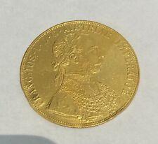 More details for gold austrian 4 ducat coin, 1915, no reserve, free p & p