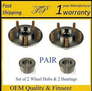 Front Wheel Hub & Bearing Kit For MAZDA CX-7 2007-2012 (PAIR)