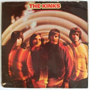 "Vinyl 12"" - THE KINKS The Village Green Preservation Society - NPL 18233 1968"