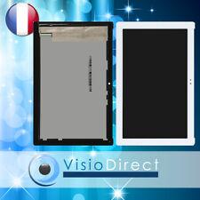 """Ecran complet pour Asus Zenpad 10 Z300M P00C blanc 10.1"""" vitre tactile + LCD"""