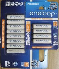 Panasonic Eneloop AAA NiMH Rechargeable 12 Pk batteries 2100 cycle
