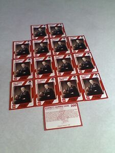 Everett Case:  Lot of 55 cards.....4 DIFFERENT / North Carolina St.