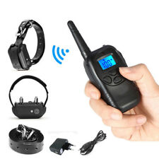 Charging Remote Control Electric E-stim Shock Penis Ring & Neck Collar