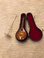 Mandolin Music Box