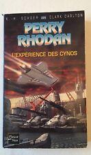 (FN692) FLEUVE NOIR - PERRY RHODAN 🔵 N° 225 - L'EXPERIENCE DES CYNOS - TBE