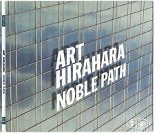 ART HIRAHARA Noble Path CD album 2010 jazz piano trio Dan Aran Yoshi Waki