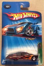 2005 HOT WHEELS TREASURE HUNTS PURPLE PASSION LIMITED EDITION RARE SPECIAL #121