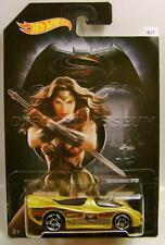 POWER PISTONS WONDER WOMAN BATMAN VS SUPERMAN EDITION 6/7 HOT WHEELSDIECAST 2016