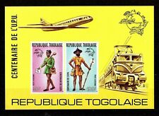 TOGO  #C223  IMPERFORATED  SOUVENIR SHEET  MINT NH  (1604018)