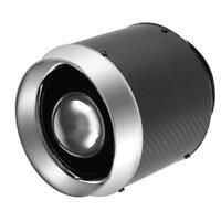 "3"" Inlet / 5""  Carbon Fiber Hi-Flow Air Filter For Cold Air / Short Ram Intake"