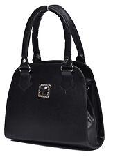 Igypsy Black Handbags Shoulder Leather Bag Women Ladies Girl Tote Gift Sale