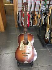Vintage Hofner 522 Acoustic Parlour Guitar 1950/1960