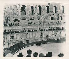 GARD c. 1938 - 3 Photos Le Pont du Gard  Les Arènes de Nîmes - P 1545
