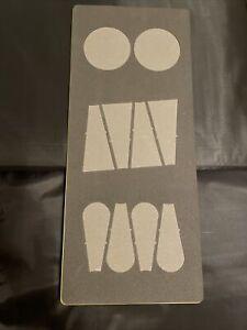 Accuquilt GO! Fabric Cutting Die Dresden Plate 55071