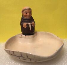 W. Goebel Friar Tuck Dish / Tray, ZF 4 3/1 1856, TMK3 1950's