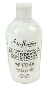 Shea Moisture Daily Hydration Conditioner Coconut Milk & Acacia 8 fl oz