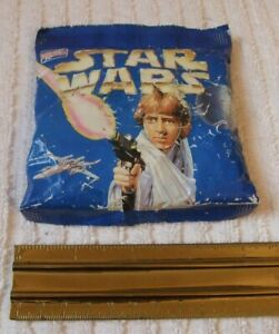 STAR WARS CONFECTIONARY ** STAR WARS CHOCOLATE CHIP COOKIES BAG **  YEAR 1997