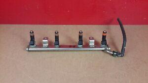 2007-2012 Dodge Caliber 2.4L Fuel Injector Rail OEM