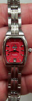 Louisville Cardinals Fossil Watch Womens, Ladies 3 Hand Date Wristwatch