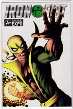 IRON FIST #1 1st Print Calgary Expo Convention Exclusive Mike McKone Variant NM+