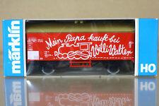 MARKLIN MÄRKLIN 4415 k8003 DB ROUGE Mein Papa kauft bei Willi Walter remorque