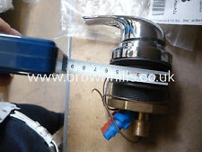 HYMER MOTORHOME & CARAVAN CHROME FINISH SINGLE MIXER SHOWER TAP